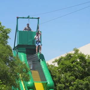 Zipline Rental in Chicago Illinois