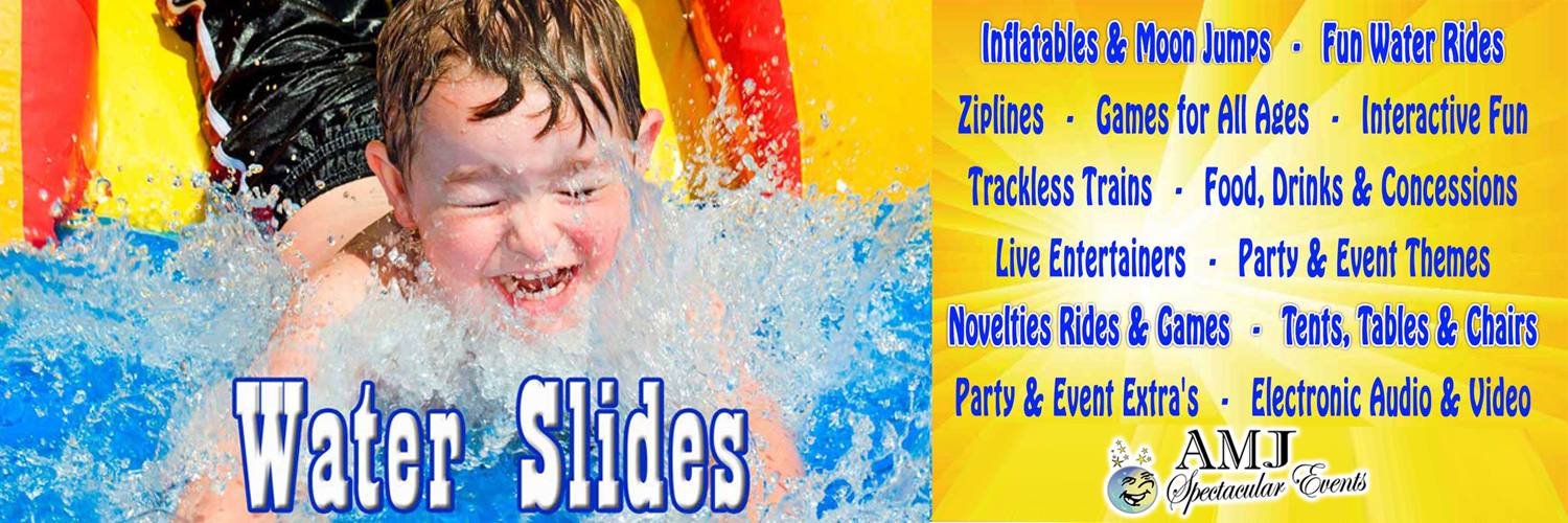 Water Slides Water Ride Rental Chicago IL
