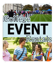 AMJ College Event Rentals