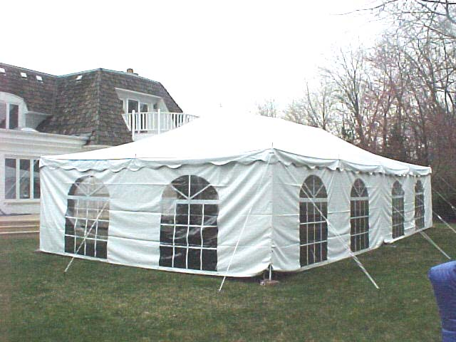 Rent 20x40 Ft Frame Tent In Chicago Il Frame Tent Rental