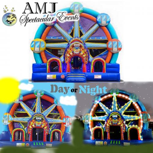 Amj Spectacular Event Inflatable Party Rentals Deluxe