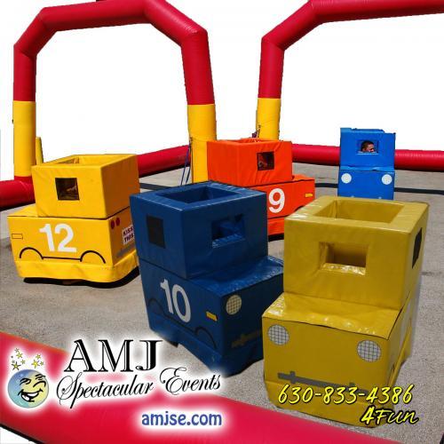 AMJ Spectacular Event Theme Racing Style