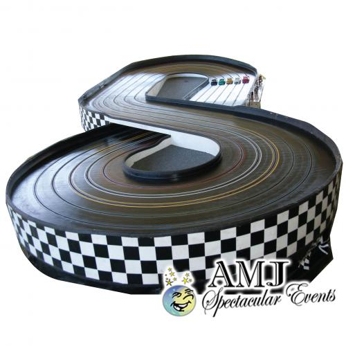 Slot Car Racing System Rental
