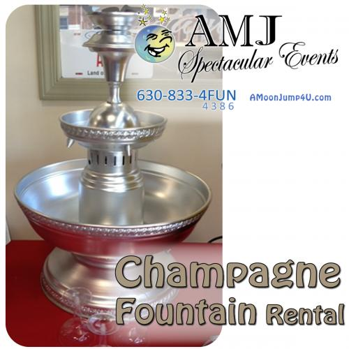 Rent 22 Quot Champagne Fountain In Chicago Il Wedding Party