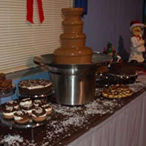 chocolate machine rental