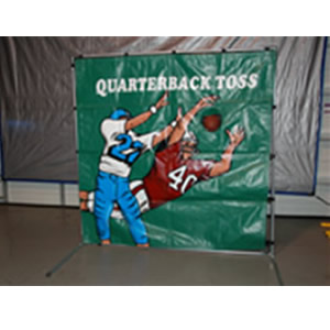 Rent Quarterback Football Toss In Chicago Il Party Game