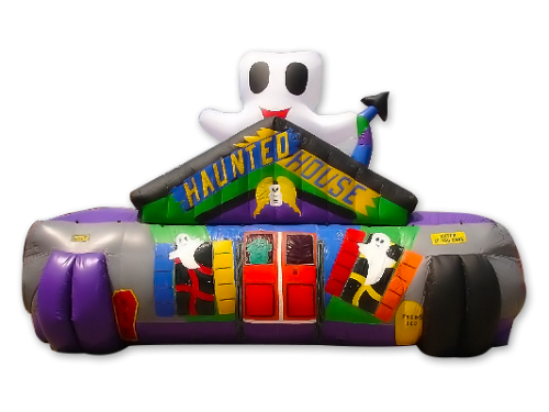 Haunted House Inflatable Maze Rental