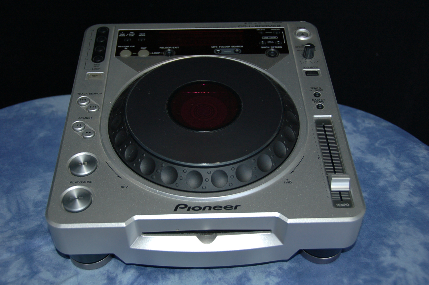 Pioneer CDJ 800 DJ Turntable Rental