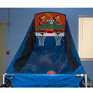 Pop-A-Shot Dual Hoop Basketball Arcade Game Rental