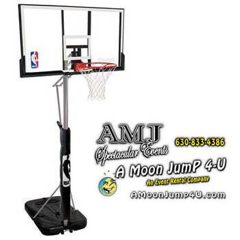 Basketball Hoop w/54