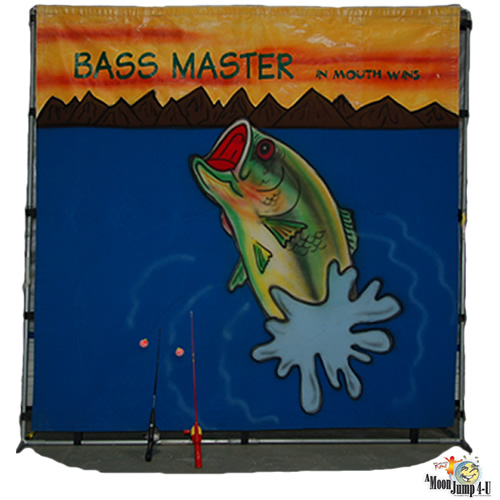 Bass Master Game Rental