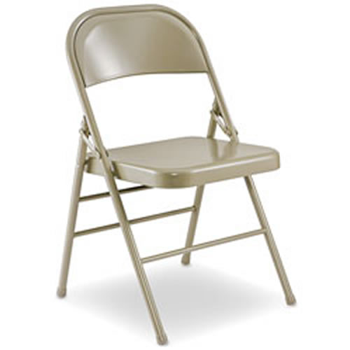 Rent Tan Plastic Folding Chairs in Chicago IL