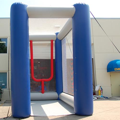 Inflatable Football Field Goal Kick Rental