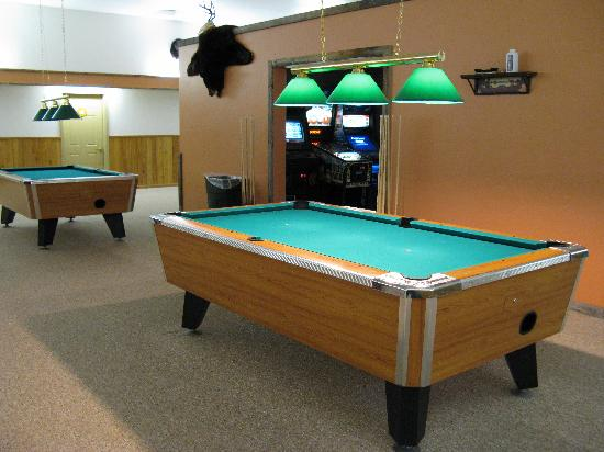 Rent CoinOperated Pool Table In Chicago IL Arcade Equipment - How long is a pool table