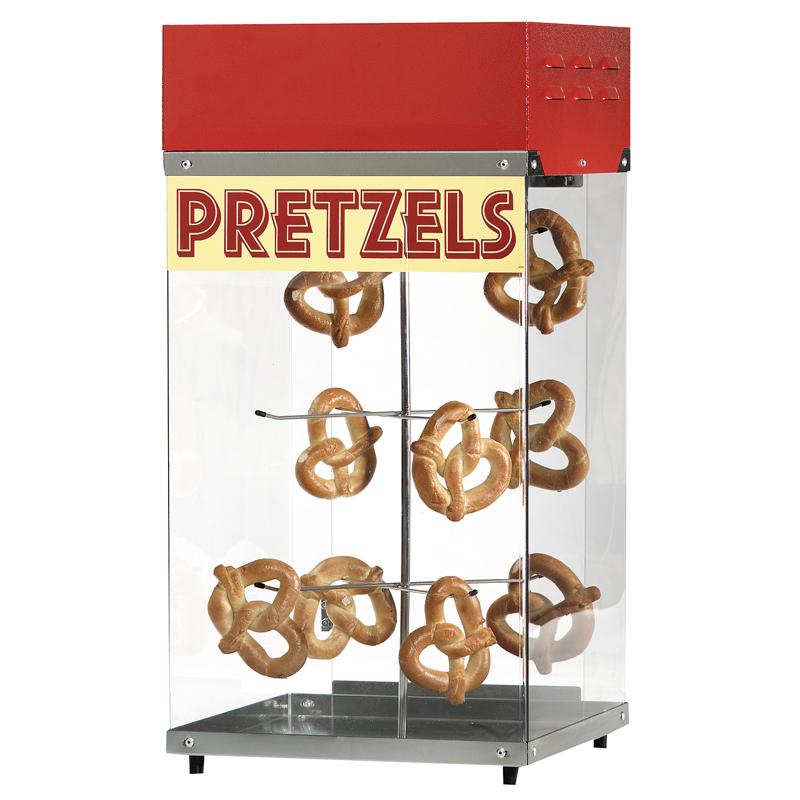pretzel warmer machine