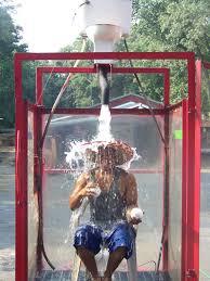 Alternative Dunk Tank: Royal Flush Tank Water Splash Rental