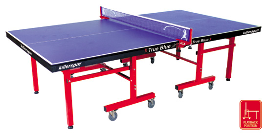 Professional Table Tennis Equipment Rental
