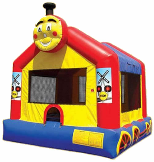 Rent Thomas The Tank Engine™ Bounce House In Chicago, IL